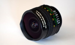 Объектив MC ZENITAR 16mm f 2.8 Fisheye