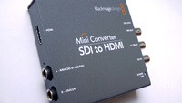 Blackmagic конвертер / Mini Converter SDI to HDMI