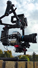 ПТС Blackmagic с использованием стедикама RONIN