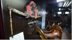 Выставка казацкого и самурайского оружия